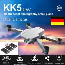 2021 Faltbar Drohne mit 4K HD Kamera FPV WIFi Mini Selfie RC Quadcopter Drone DE