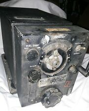 Military Radio Receiver Tuning Unit TN-16/APR4. Vintage WWII with Mobile Mount
