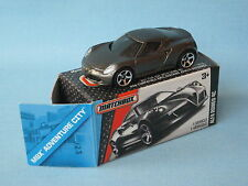 Matchbox Alfa Romeo 4C Grey Body Boxed Toy Model Italian Sports Car 65mm Boxed