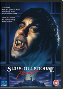 SLAUGHTERHOUSE ROCK (1987) 88 films horror toni basil hope marie carlton DVD