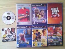 Lote 7 Juegos + 1 Demo PS2 - Grand Theft Auto Vice City