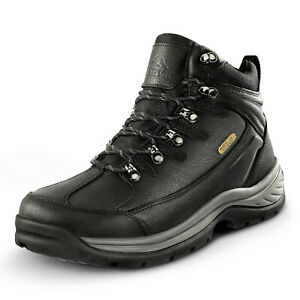 Men's Waterproof Hiking Backpacking Boots Military Tactical Boots  Size 6.5-13