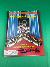 Sports Illustrated  December 22-29 1980  (SIGNED BY JACK O'CALLAHAN)