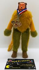 "Vintage 70's Mego Wizard of Oz 8"" COWARDLY LION Doll 1974 Action Figure"