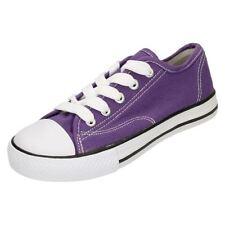 Chaussures à lacets en toile pour garçon de 2 à 16 ans Pointure 38
