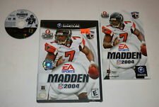 Madden 2004 GameCube - US Version Boxed & Complete
