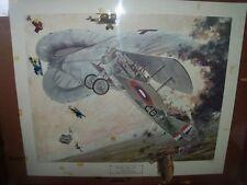 WORLD WAR 1 EAGLES SERIES FRANK LUKES SPAD X111
