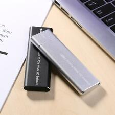 USB3.1 Type-C to M.2 M Key NVMe SSD Box Solid State Drive Hard Disk Case #VIC