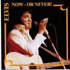 Elvis Presley CD Now Or Never - LIVE in Las Vegas 1976 !!