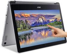 """全新宏碁 Chromebook 可翻转 13.3"""" 英寸全高清触触控屏四核 4gb 内存 64gb emmc HDMI"""