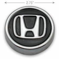 Honda CRV Wheel Center Cap Metal Alloy Finish 97 98 99 00 01 02 03 04 05 06 07