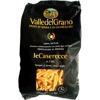 Caserecce - Pasta di semola di grano duro 100% siciliano VALLE DEL GRANO