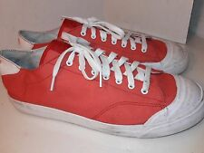 Nike ID 532359 Sneakers Mens Size 14 Canvas Orange