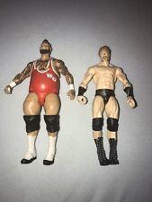 WWE Mattel Elite Sheamus & Brodus Clay Wrestling Action Figures Lot