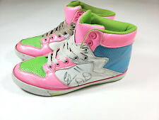 Elena Delle Donne Autographed Shoes Signed Sneakers Basketball WNBA Sz 8 Justice