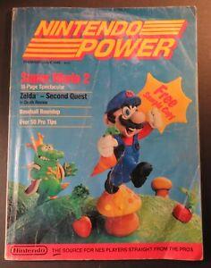 1988 Nintendo Power Magazine First Issue #1 Mario, No Poster, Rare Sample Copy