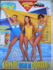 TV Sorrisi e Canzoni n°25 1995 Numero Speciale su Raffaella Carrà  [D38]