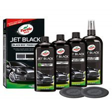 Turtle Wax 52731 Jet Black Box Car Paint Restorer Kit