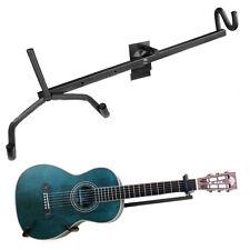 Horizontal Colgador de pared Soporte para Guitarra Eléctrica Ukelele Guitarra Acústica
