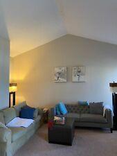 living room furniture set used