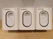 3x Ikea Tradfri Steckdose Zigbee Smart Home Apple Homekit 903.561.66 NEU&OVP