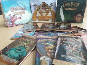 Cartes Harry Potter JCC et TCG SET AVENTURES A POUDLARD EN FRANCAIS ET ANGLAIS