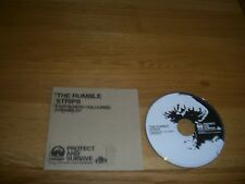 The Rumble Strips-Cardboard coloured dreams ep.cd promo