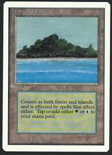 ***1x Unlimited Tropical Island*** MTG Unlimited -Kid Icarus-