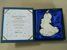 Vintage 1998 Roman Millenium Christmas Ornament Joyful Promised / Signed