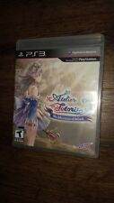 Atelier Totori: The Adventurer of Arland (Sony PlayStation 3, 2011) LN COMPLETE