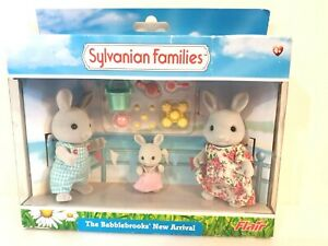 Sylvanian Families - The Babblebrooks New Arrival - 4688