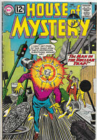 House Of Mystery #129 Silver Age DC Comics F-