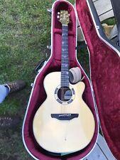 More details for takamine santa fe electro acoustic guitar