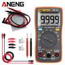 ANENG AN8008 Digital RMS 9999 Multimeter Counts Backlight Temperature Tester
