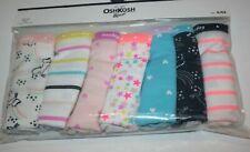 New OshKosh Girls 14  Year 7 Pairs Panties Underwear...