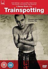 TRAINSPOTTING DVD   NEW SEALED GENUINE UK DVD