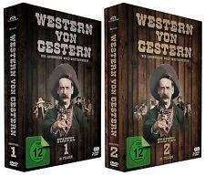 Western von Gestern - Staffel 1+2 - Zwei Boxen (42 Folgen) - Fernsehjuwelen DVD