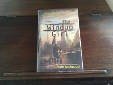 THE WINDUP GIRL by Paolo Bacigalupi, SIGNED 1st/1st printing (2009, Hardcover)
