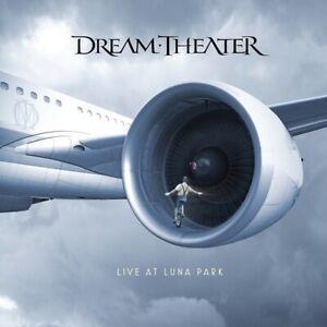 Dream Theater Live At Luna Park 12x12 Album Cover Replica Poster Print