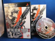 Videogiochi per Sony PlayStation 2 Metal Gear Solid