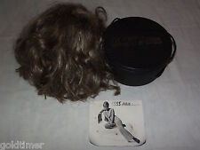 VINTAGE 1970 ABBOTT TRESSES WOMENS BLOND HAIRPIECE WAIF  WIG IN BOX