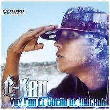 Voy Por El Sueño de Muchos [Digipak] by C-Kan (CD, Oct-2013, 2 Discs, E1...