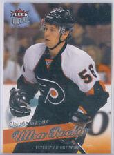2008-09 Ultra Claude Giroux #204 RC Philadelphia Flyers Rookie