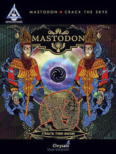 MASTODON CRACK THE SKYE GUITAR TAB SONG BOOK NEW