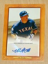 2013 Topps Turkey Red online AUTOGRAPH Mike Olt short print SP 26/29