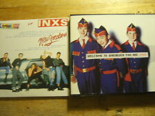 INXS [2 CD] New sensation MAXI CARDSLEEVE +  Welcome to Wherever you are