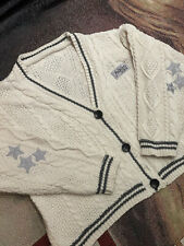 More details for rare taylor swift official cardigan (folklore patch) - m/l