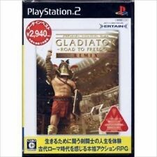 Used PS2 Gladiator: Road to Freedom Special Remix Ertain the Best Japan Import