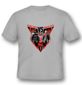 Batman V Superman - Battle For Gotham T-Shirt Unisexe Taille XL 2BNERD