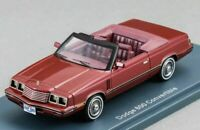 Dodge 600 Convertible,Scale 1:43 by NEO